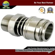Часть CNC подвергая механической обработке прототип 420/304/316 CNC нержавеющей стали