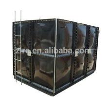 Couche de diffusion 200-300um Réservoir de stockage d'eau en tôle d'acier émaillée