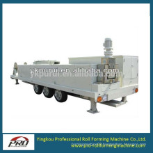 PR120 automatic roll forming machine for curve building
