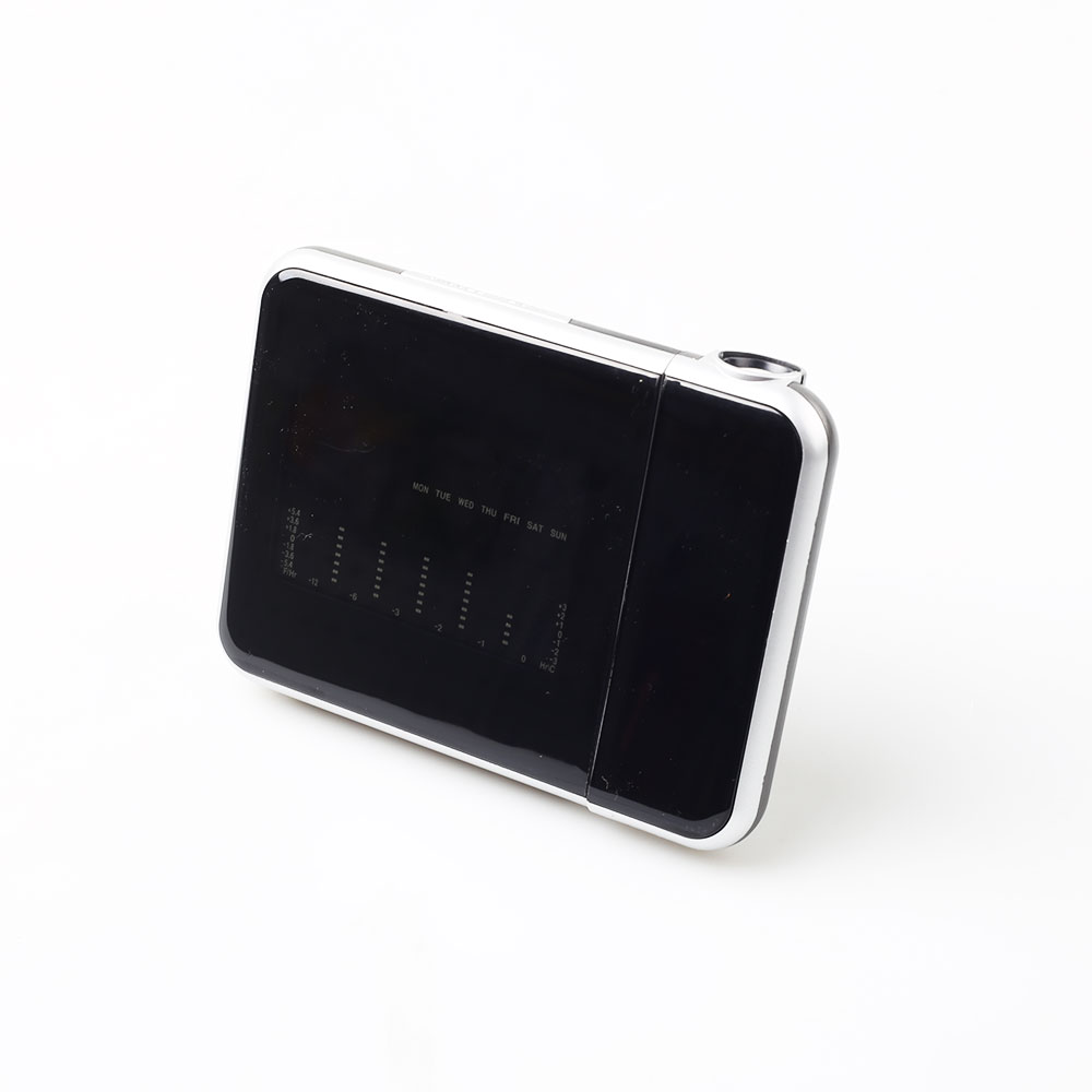 LED wall LCD projection digital alarm clock