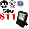 led flood light 70W outdoor 5 year warrnaty DLC ETL CE certified