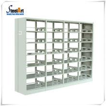 Mobilier scolaire bibliothèque en acier bibliothèque de prix bibliothèque acrylique bibliothèque durable étagère