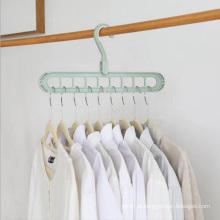 Projeto personalizado de cabides de marcação para fabricante de moldes de panos, molde de moldes de moldes de cabide de plástico para roupas