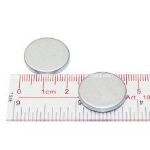 Diamètre 18mm Feuille permanente aimant dans les articles ménagers