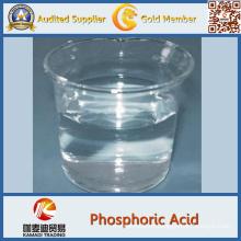Ácido fosfórico 85 para la categoría alimenticia