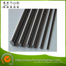 ASTM Grau 2 / Ti Gr. 2 barra / haste de titânio ASTM B265