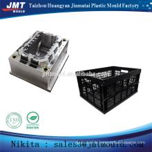 custom injection plastic storage box mould