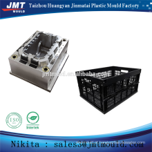 custom injection plastic storage box mould