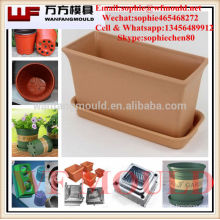 Factory direct sales Low Price seed Nursery pots Mould/plastic injection seed Nursery pot Mold/Custom Mould for seed Nursery pot