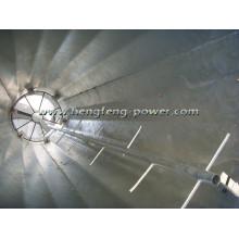 effeient 200w turbinas de enrolamento