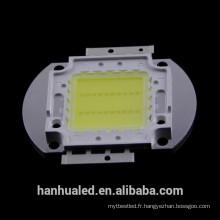 20W rouge / vert / bleu / UV / blanc / blanc chaud 1400mA LED haute puissance LED perles