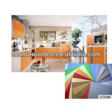 4x8 mejor Muebles de grado de melamina laminado bordo
