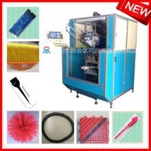 machine de brossage automatique de touffe à grande vitesse / machine de tufting à vendre / machine de brosse métallique pour le bois