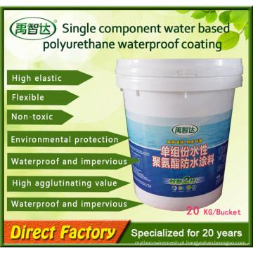 Revestimento Waterproofing do poliuretano do único componente do Enper
