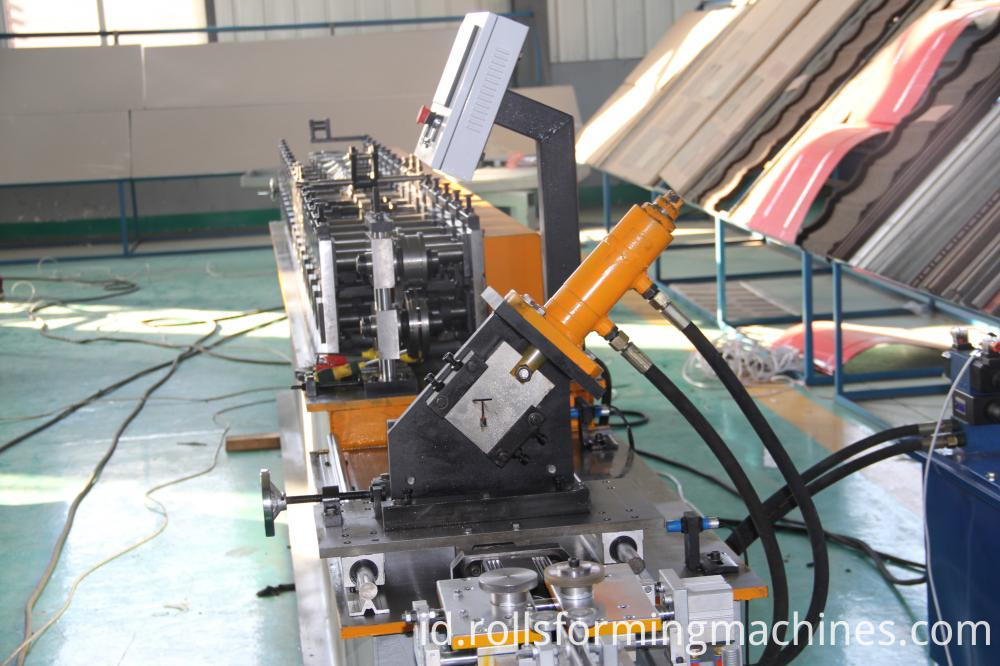 Ceiling Tee Grid Making Machine
