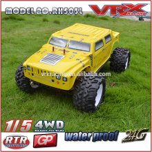 Latest made in China 4WD Gas Car , model car batteries