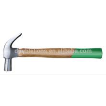 marteau de coffreur 2015 vente chaude avec manche en bois