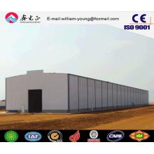 Armazón prefabricado / Armazón de acero / Armazón de estructura de acero (JW-16290)