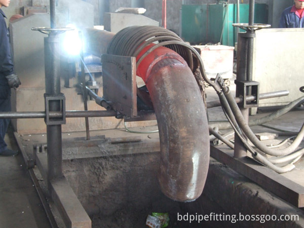 Alloy Pipe Fitting 122