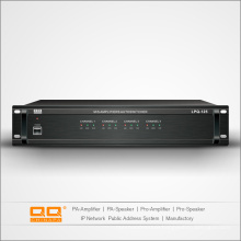 Lpq-125 Four Main One Backup Amplifier Change Over