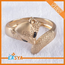 Wholesale Cheap Custom Bangle Design Gold Fox Jewelry