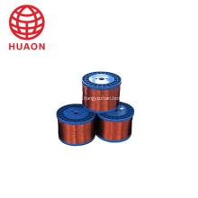 Poliéster elétrico flexível do revestimento do fio de cobre