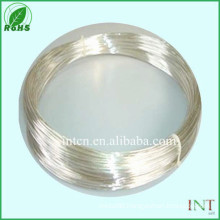 Electric material 14 gauge silver nickel wires
