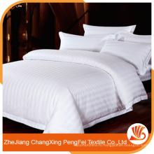 Китайский простыня супер король Размер с конструкцией нашивки для гостиницы