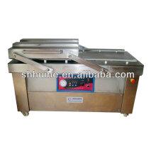 Máquina de embalaje de alimentos congelados con doble cámara