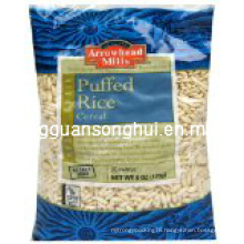 Plastic Puffed Rice Packaging Bag/ Puffed Food Packaging Bag