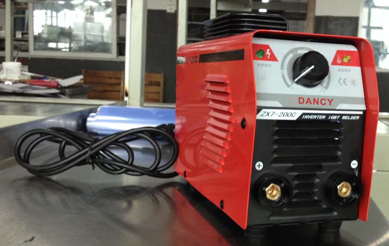 2014 NEW with very commercial price but with high performance mini IGBT Arc welder X140A-Ⅳ