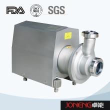 Stainless Steel Food Grade Sanitary Self Priming Pump