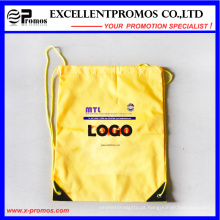 Saco de cordão promocional poliéster (EP-B6192)