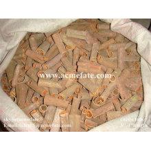 Cassia tubo de cigarro