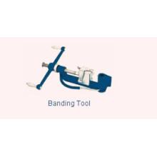 Edelstahl-Umreifungswerkzeug mit einfacher Steuerung