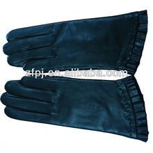 Hotsale New romantic leather glove pattern for woman