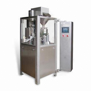 Automatic Capsule Filling Machine, Meet GRP Requirements, Used in Medicine and Chemicals