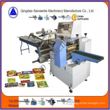 Ice-Lolly Horizontal Flow Packing Machine