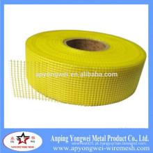 YW - Single Side Fiberglass auto adesiva fita de malha / Fiberglass Tape