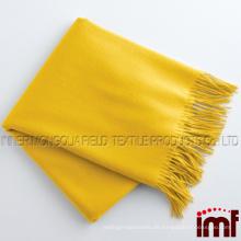 Kaschmir 100% Pure Couch Wurf kann als ein großer Schal dienen