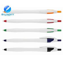 Bola de plástico barato por atacado caneta para promoção personalizado caneta