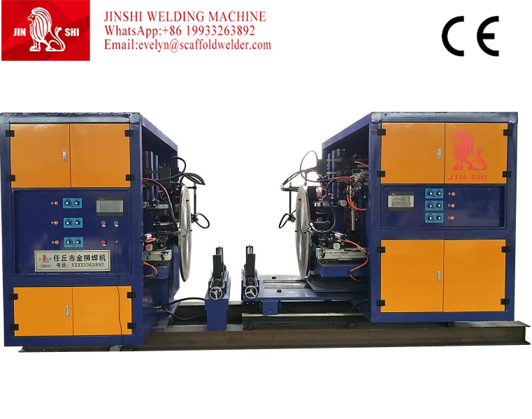 Ground Prop Welding Machine