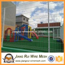 Алюминиевый забор для бассейна / сетка из трех проволочной сетки