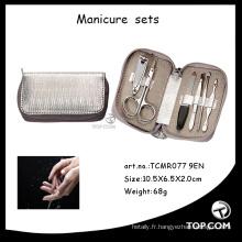 Kit complet de manucure en gel uv pour salon de beauté