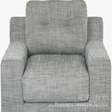 100% Polyester Leinen Touch Stoff Verbindung für Sofa