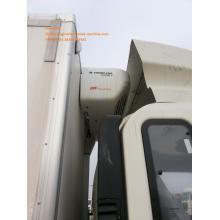Camión refrigerado de 5 toneladas para el transporte de alimentos congelados