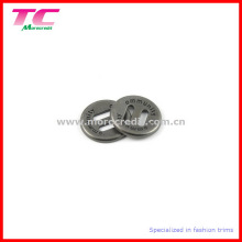 New Style Custom Metal Buttons with 2 Holes (TC-BU077)