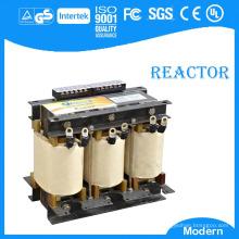 Réacteurs de feuille de limitation de courant de type sec