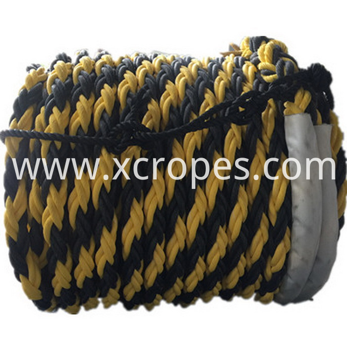 8 Strands Tiger Rope