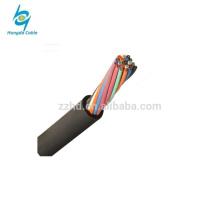 450 / 750V câble de commande isolé par PVC flexible de cuivre 1.5mm